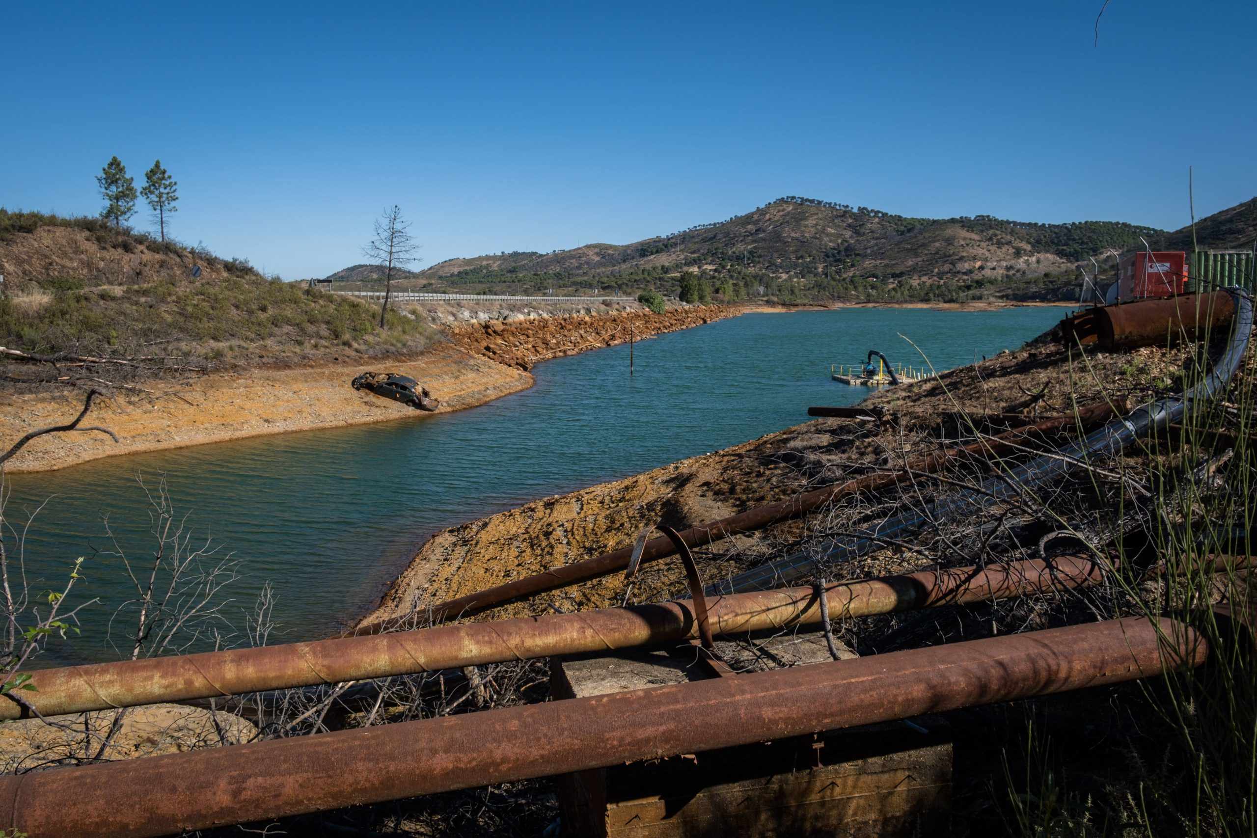 press,photo,photojournalism,documentary,photography,spain,environment,sustainability,copper,minery